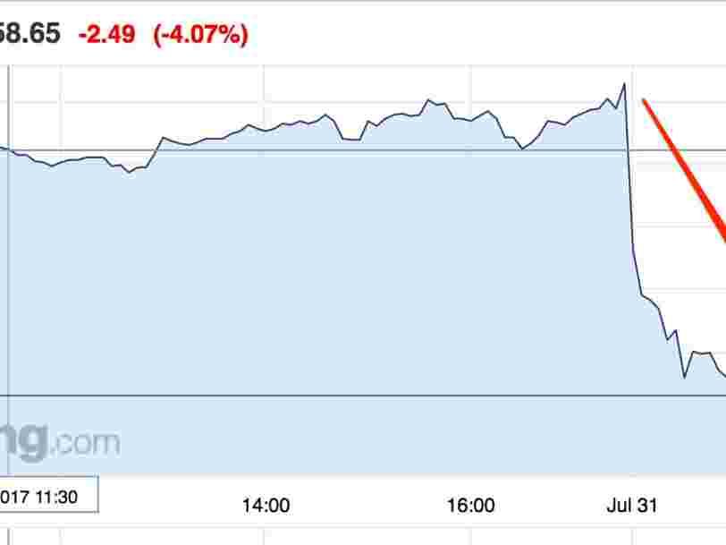 Legrand chute en bourse après avoir publié des résultats décevants au S1