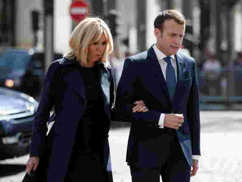 Emmanuel Macron a fait une analogie très simple avec le mariage pour justifier la suppression d'une taxe payée par 128 personnes après son lancement