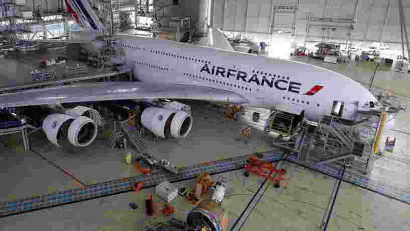 Les salariés d'Air France réclament une 'reconnaissance' après 7 ans d'efforts — voici les avantages auxquels ils ont renoncé