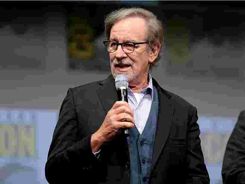 Steven Spielberg prépare une série qui pourra être vue uniquement la nuit sur la nouvelle plateforme Quibi