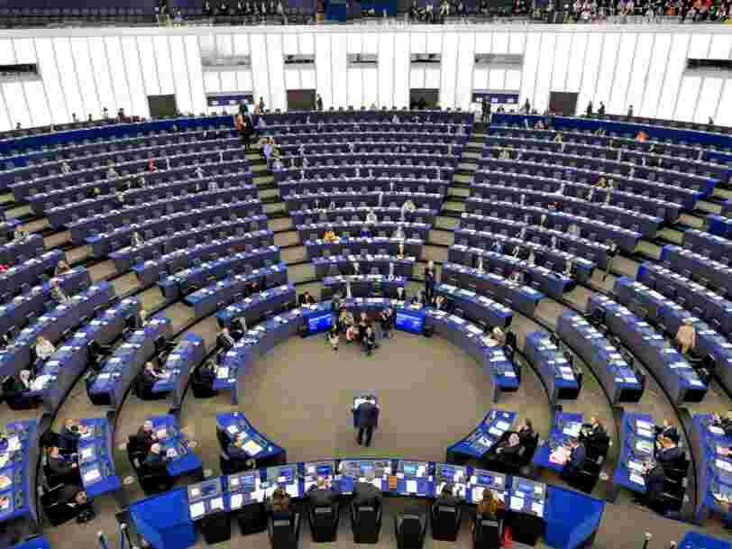 L'allié de LREM pour les Européennes renonce aux chèques de Bayer, Uber ou Google