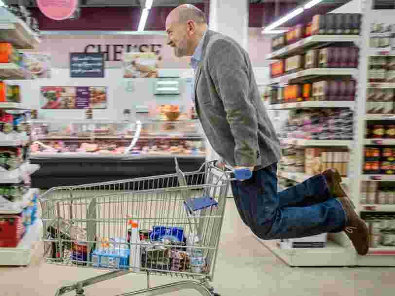 Amazon lance son service de livraison de courses en France — mais il y a un gros bémol