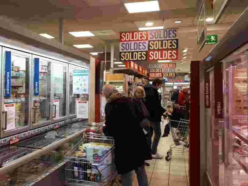 La loi sur l'alimentation a fait gagner600 M€ aux distributeurs mais 'ni les entreprises de l'alimentation, ni les agriculteurs, n'en ont vu l'ombre d'un centime'