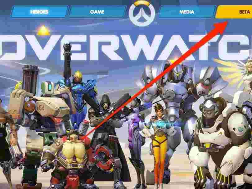Les 30 millions de joueurs d''Overwatch' tirent les résultats d'Activision