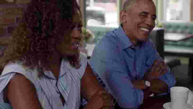 Les productions de Michelle et Barack Obama que vous verrez bientôt sur Netflix