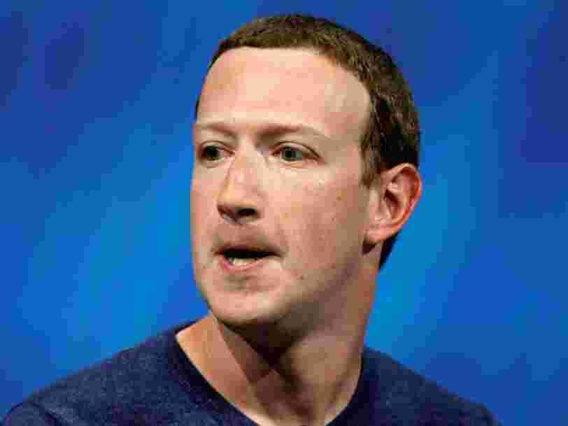 Après quelques semaines catastrophiques, Facebook pourrait maintenant perdre sa place de 2e site le plus visité des Etats-Unis dans le cadre d'un 'changement de paradigme'