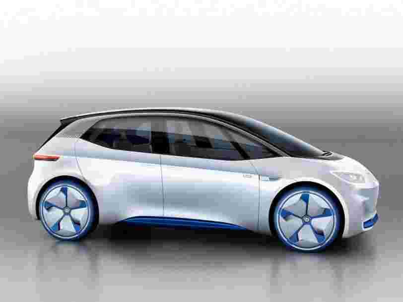 Volkswagen va lancer une voiture rivale de Tesla en 2020 — voici tout ce qu'il faut savoir sur celle-ci