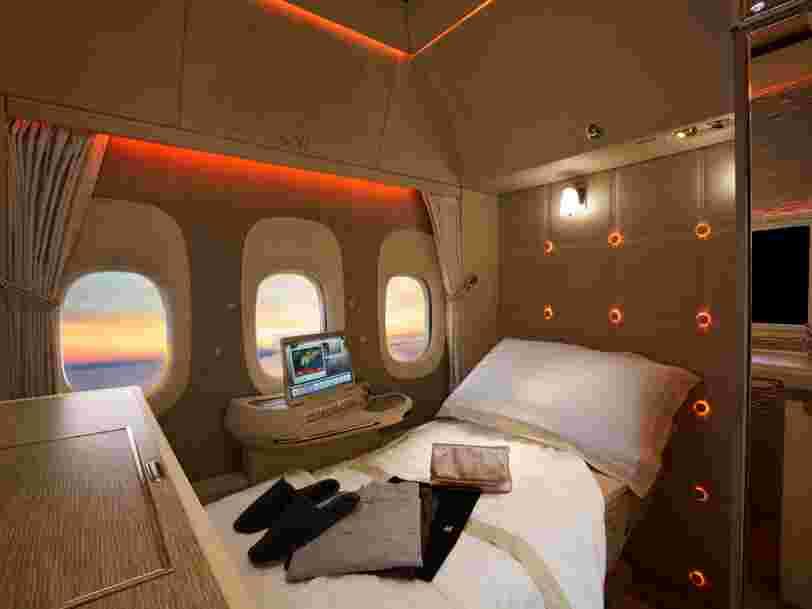 8 raisons qui expliquent pourquoi les billets d'avion en première classe coûtent si cher