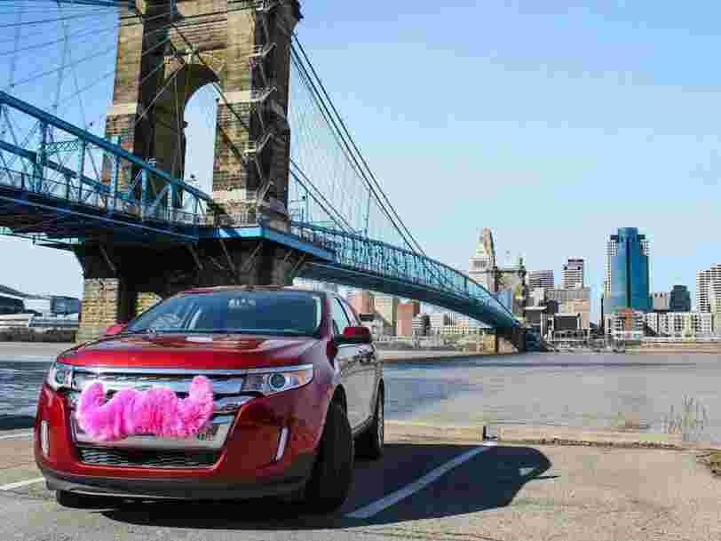 Lyft boucle une levée de fonds de 600 M$ pour continuer à défier Uber