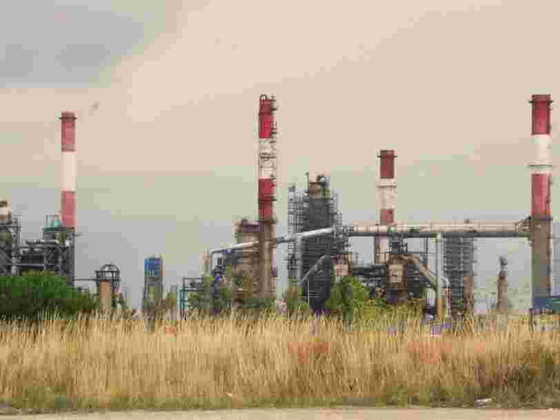 Total va créer le double virtuel d'une raffinerie — et ça doit avoir un impact réel sur sa production