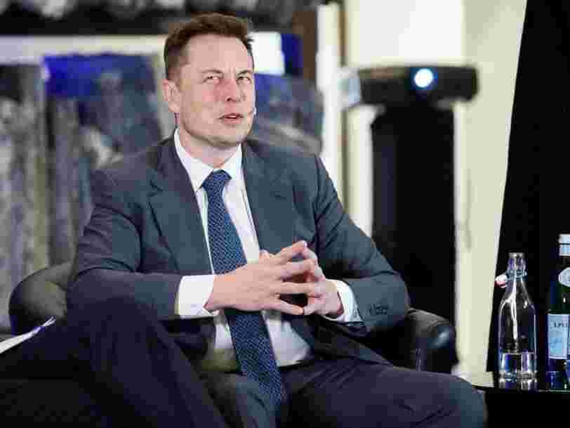 Elon Musk utiliserait une méthode un peu brutale afin d'éviter de perdre du temps en réunion
