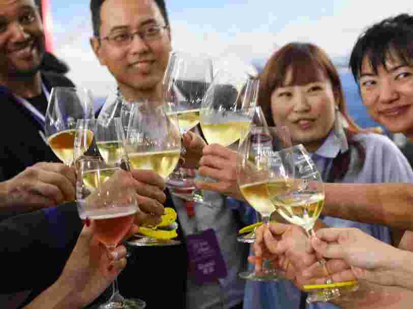 L'appli de vins danoise Vivino vient de lever 20M$ auprès du fonds anglo-saxon Balderton Capital, qui soutient CityMapper et Revolut