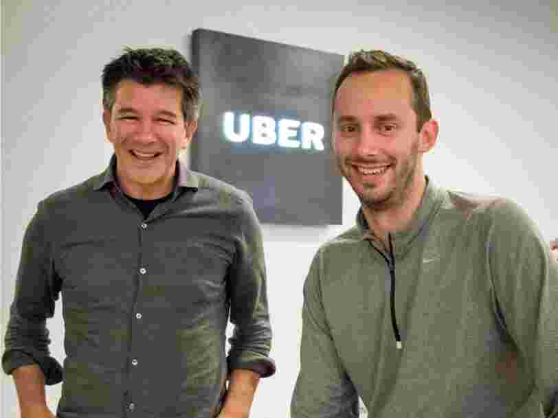 Travis Kalanick explique pourquoi certains ingénieurs de la Silicon Valley valent des dizaines de millions de dollars