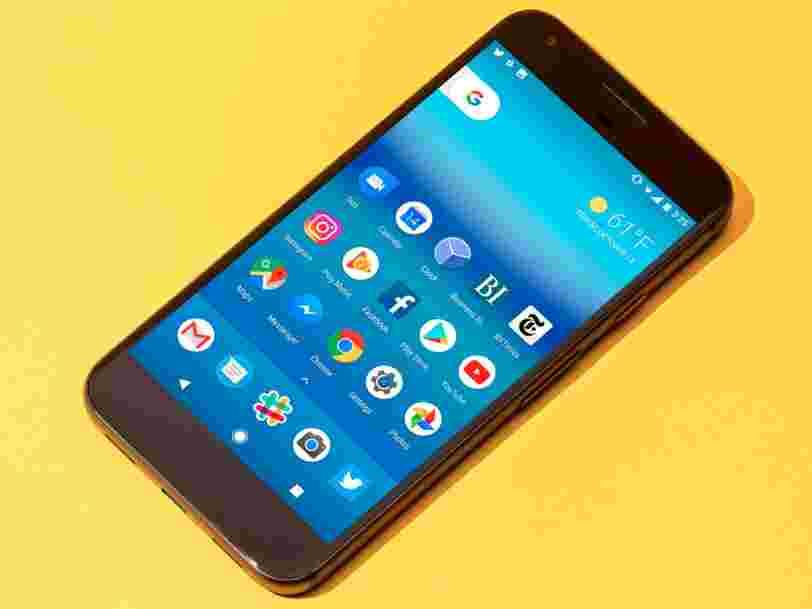 Le dernier mystère sur le nouveau smartphone Pixel de Google vient d'être levé