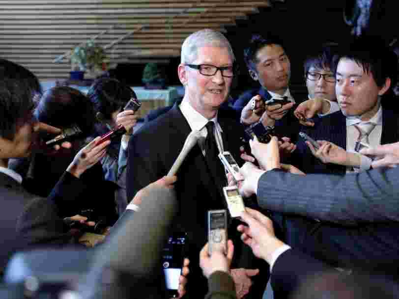 'Un incroyable manque de leadership': l'Apple Car ruinée par des querelles internes