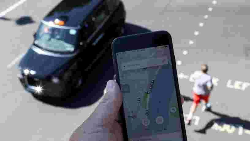 Un chauffeur qui travaille pour Uber et pour Lyft aux Etats-Unis filmait des passagers pendant des mois sans leur consentement