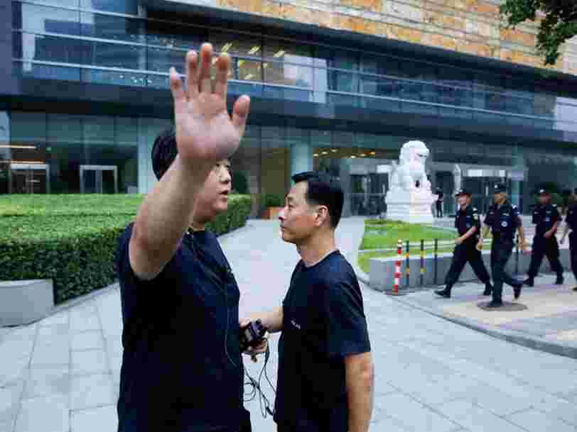 La Chine a arrêté 3 hommes soupçonnés d'avoir volé l'équivalent de 87M$ en bitcoins