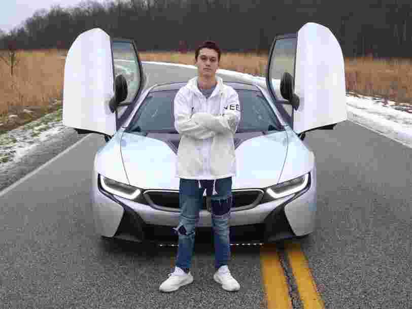 On vous présente 'Le Loup de Crypto Street', un adolescent de l'Ohio qui a utilisé toutes ses économies pour devenir millionnaire en crypto-monnaies