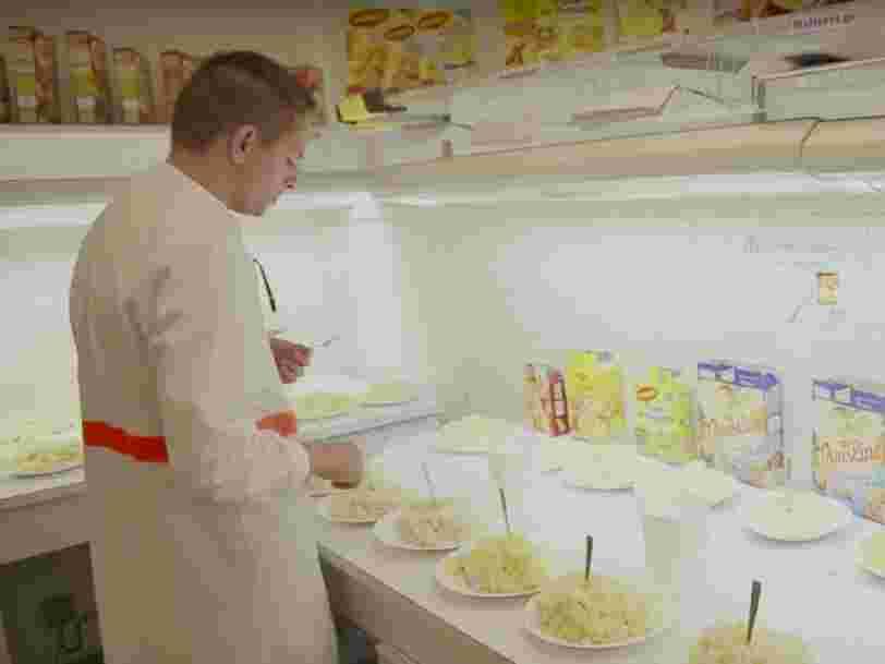 Nestlé va supprimer près de 850 emplois en France sous la pression d'un fonds activiste