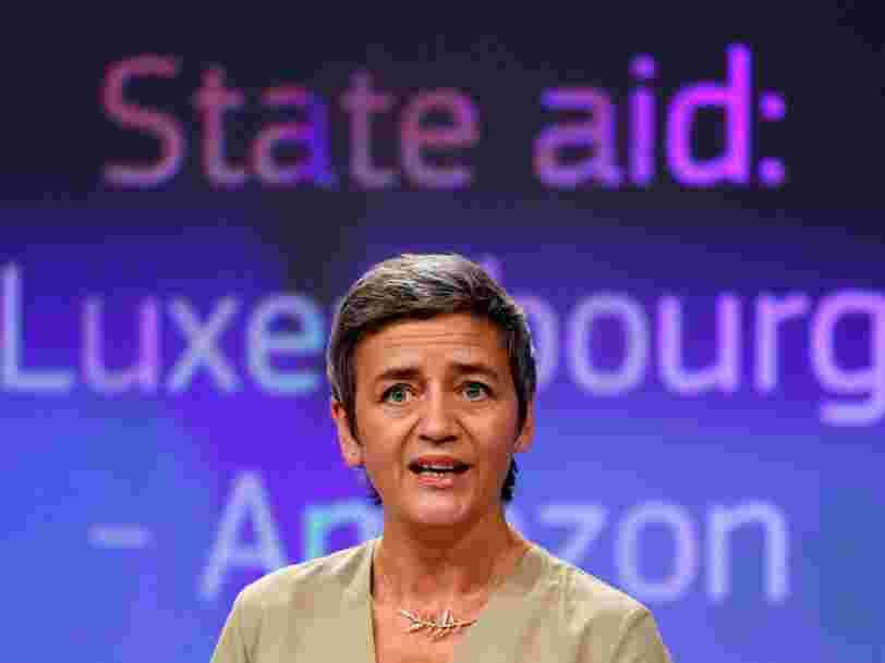 La Commission européenne estime qu'Amazon doit 250M€ d'arriérés d'impôts au Luxembourg — et somme le pays de les récupérer
