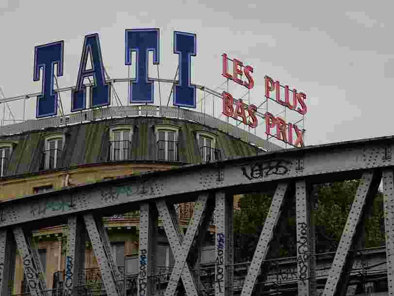 Le magasin parisien de Barbès-Rochechouart sera le dernier Tati de France