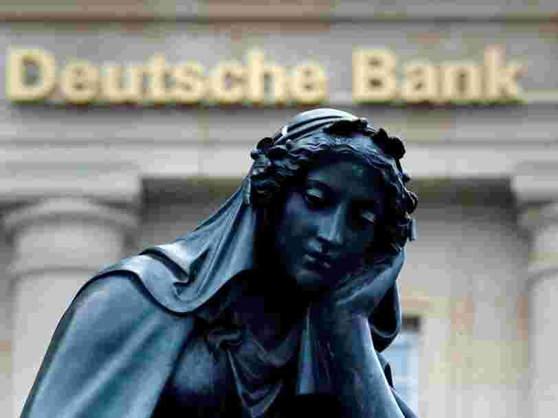 Deutsche Bank doit payer 630M$ d'amende dans l'affaire de blanchiment d'argent russe