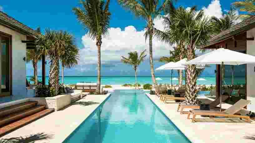 Airbnb se lance officiellement sur le marché des maisons de vacances de luxe