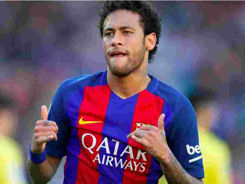 Le PSG est sur le point de faire de Neymar le footballeur le mieux payé au monde