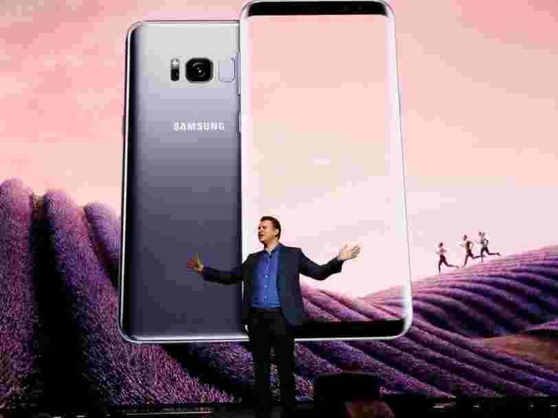 On dirait bien que le Samsung Galaxy S9 aura une prise jack