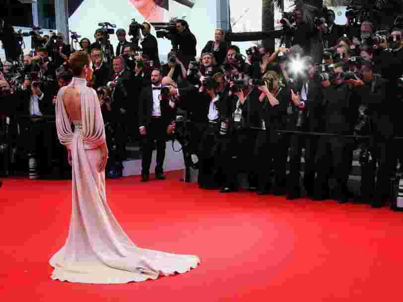 Festival de Cannes : les chiffres fous de l'hôtel Majestic qui prévoit 2 tonnes de homard et 18 000 bouteilles de vin