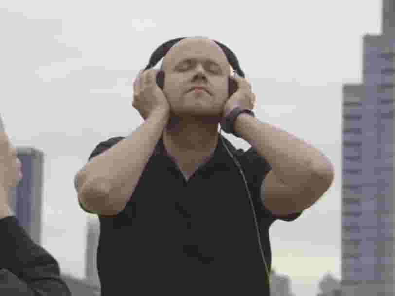 Spotify acquiert une startup française qui recommande de la musique grâce à l'intelligence artificielle