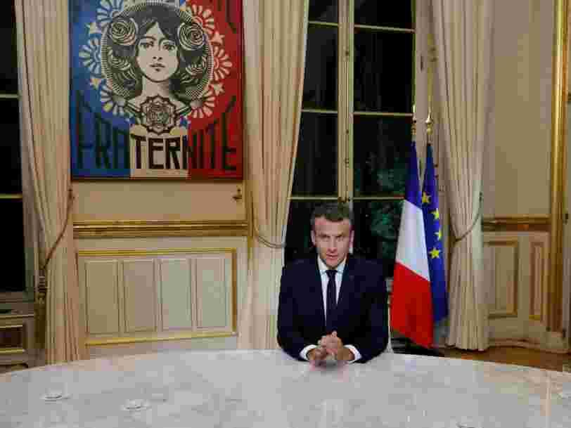 Emmanuel Macron vient de s'adresser directement aux Français pour la première fois depuis 5 mois — voici ses déclarations les plus importantes