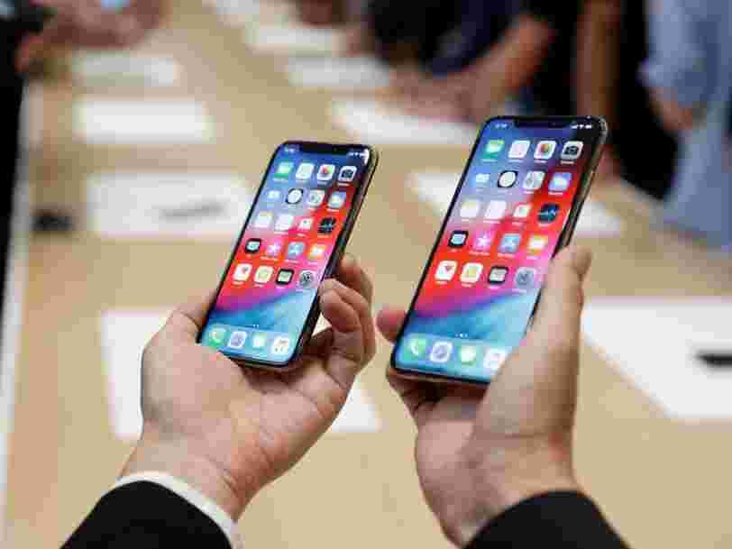 Apple pourrait racheter les puces pour modem 5G d'Intel... et les 6 autres choses à savoir dans la tech ce matin