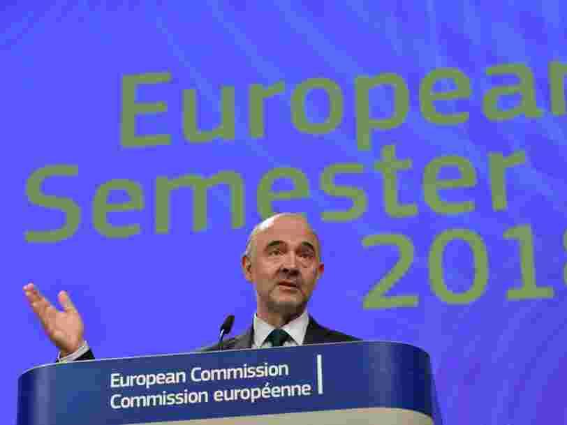 Bruxelles dévoile son projet pour taxer les revenus des GAFA en Europe
