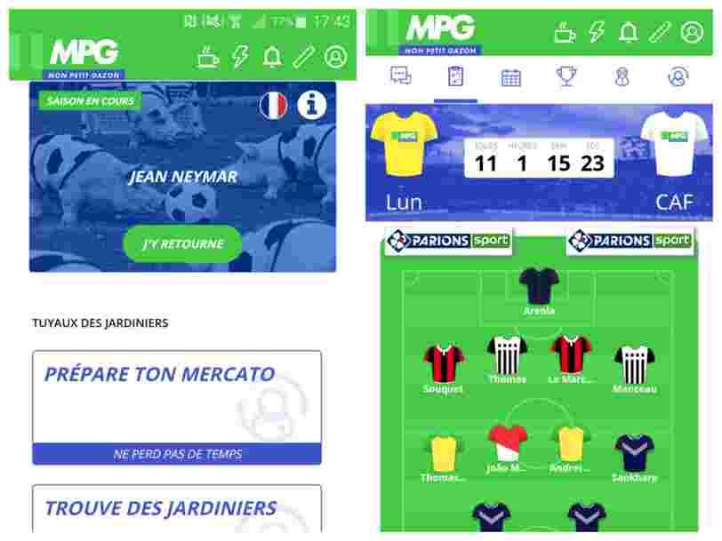 Un patron du foot français renonce à une guerre contre le premier site de fantasy football français parce qu'il l'identifie à Uber