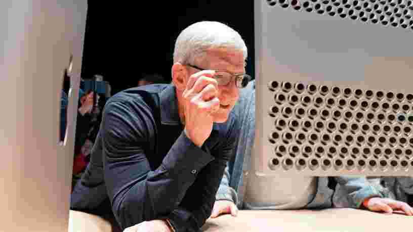 Apple pourrait transférer sa chaîne d'assemblage de Mac Pro en Chine... et les 6 autres choses à savoir dans la tech ce matin