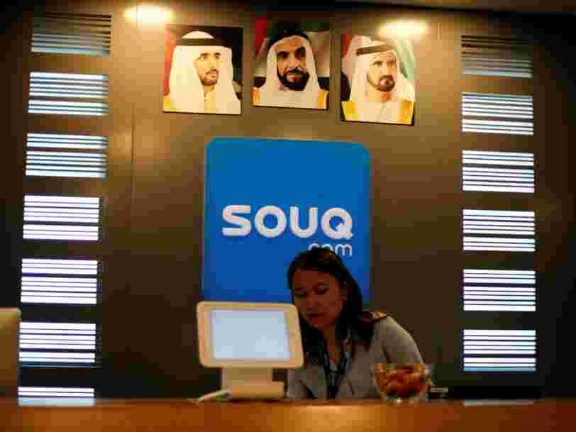 Amazon rachète Souq.com, un site d'e-commerce qui a été valorisé à 1 Mds$