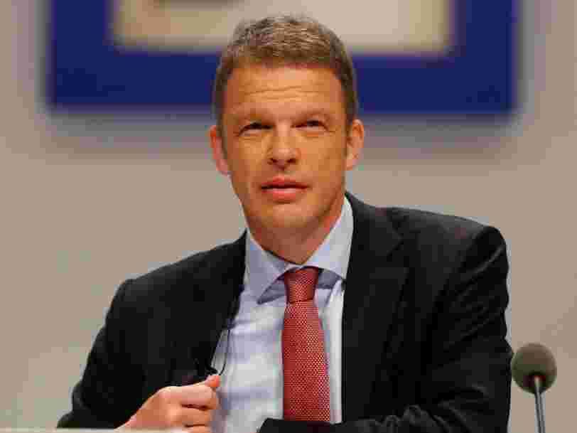 Le nouveau patron de Deutsche Bank coupe plus de 7000 postes