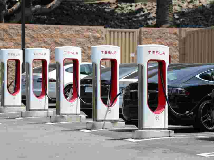 Pour ses voitures autonomes, Tesla mise sur une technologie différente de ses concurrents