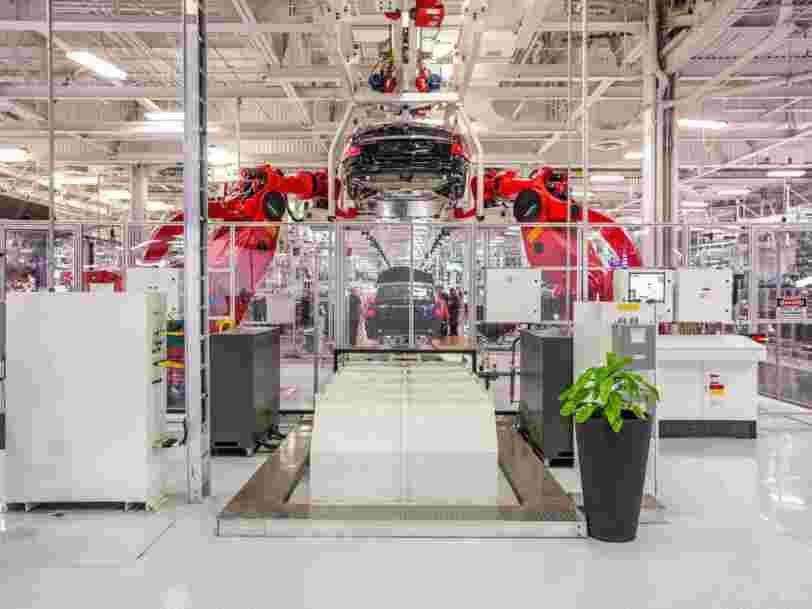 Elon Musk accuse un employé de Tesla de vouloir saboter l'entreprise