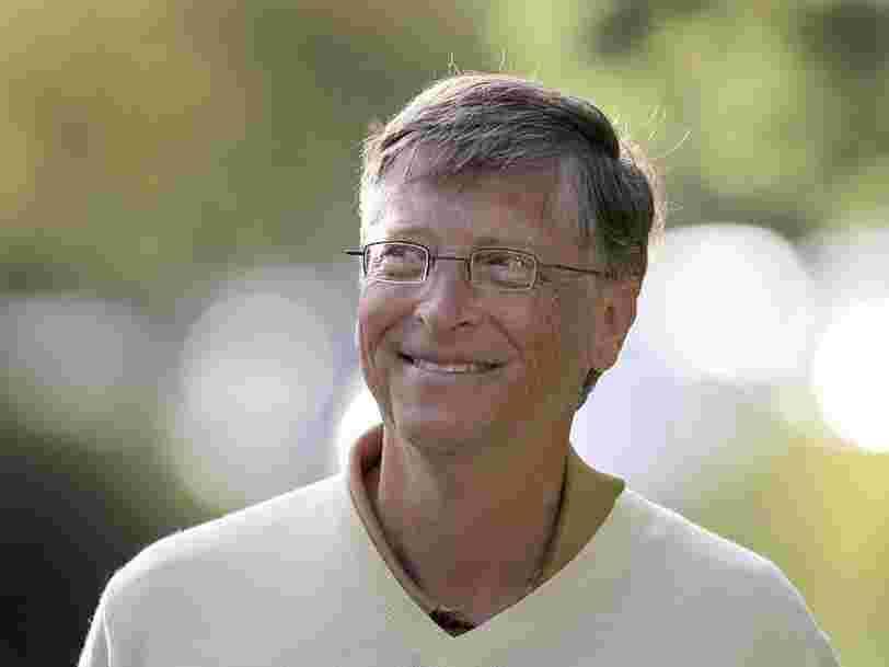 Voici la routine quotidienne du milliardaire Bill Gates qui aime les cheeseburgers, visite les silos à missiles et fait la vaisselle tous les soirs