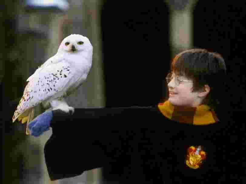La science prouve que lire Harry Potter fait de vous une meilleure personne — voici pourquoi