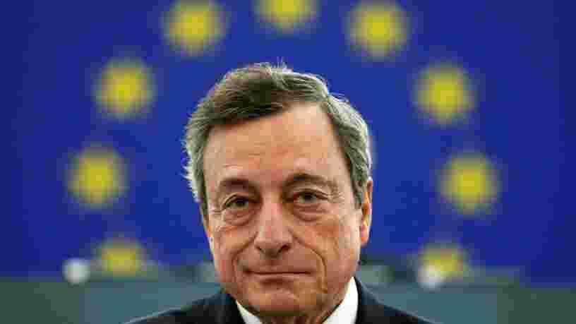 La Banque centrale européenne laisse sa politique monétaire inchangée en dépit du ralentissement de la zone euro