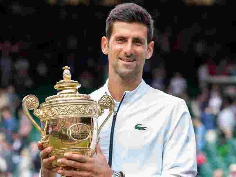 Comment Novak Djokovic a acquis sa fortune et dépense ses millions