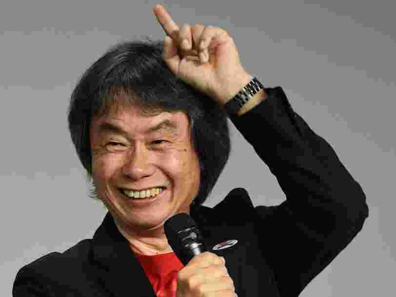 Le créateur légendaire de 'Super Mario' explique pourquoi il essaie de ne pas embaucher de gamers au sein de Nintendo