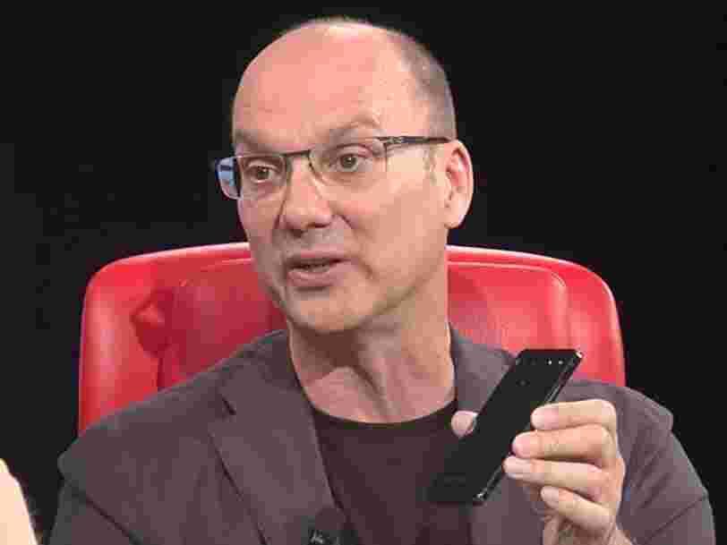 Le cofondateur d'Android se met en retrait de sa nouvelle entreprise après des accusations de relation 'inappropriée' chez Google