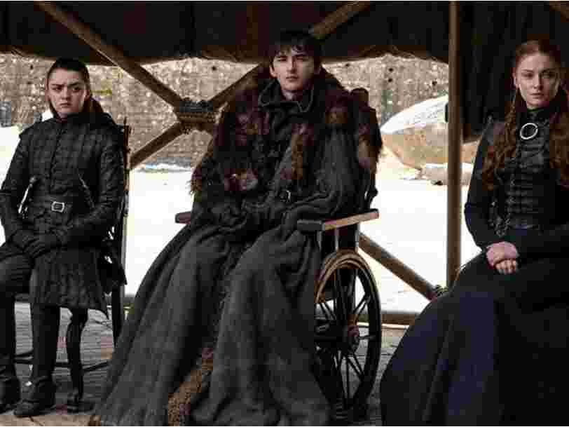 Les projets d'Emilia Clarke, Maisie Williams et les autres maintenant que 'Game of Thrones' est terminé
