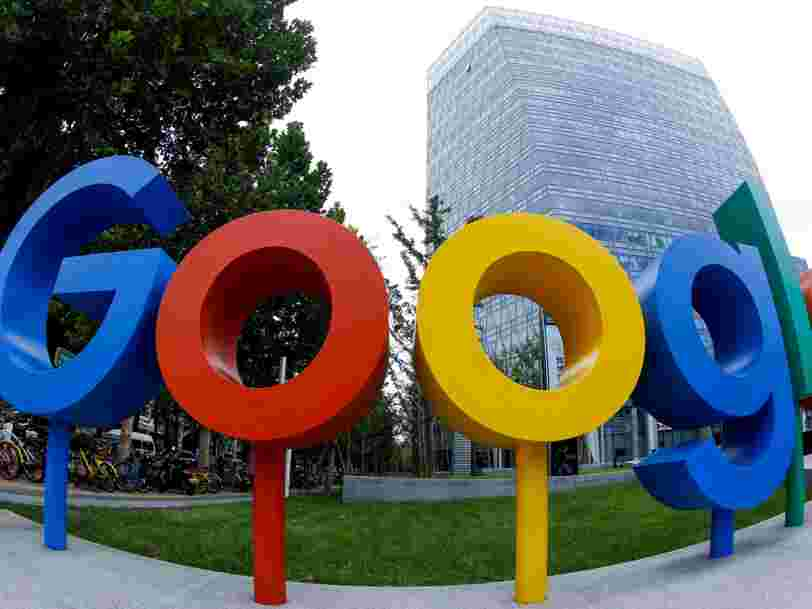 Google s'engage pour que vous sachiez qui se trouve derrière les publicités à caractère politique diffusées en Europe