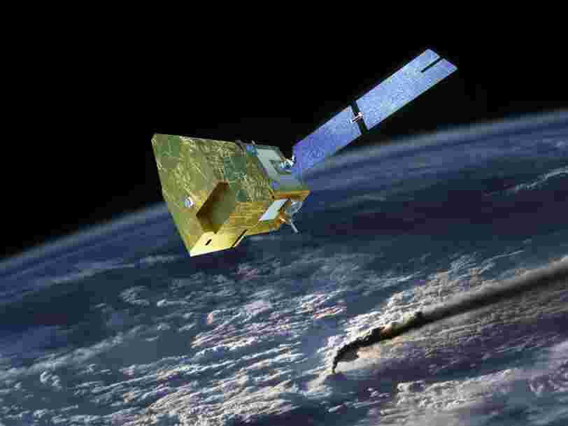 La France injecte 75M$ pour un projet de satellite — les données récoltées aideront à lutter contre le réchauffement climatique