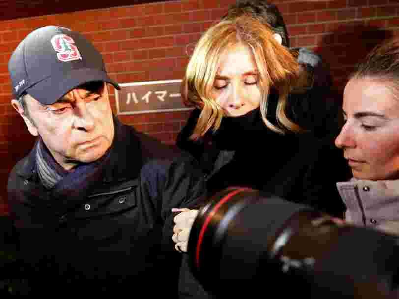 Carlos Ghosn ne pourra pas participer au conseil d'administration de Nissan